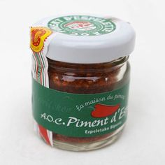 Piment d'Espelette from the Basque region