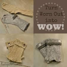 Fun Fall Trend: DIY  Boot Cuffs♡♡♡ Darn, I wish Id known about this sooner! I've thrown away sooo many toe hole cute socks that I could have used for this great idea!! Bummer!