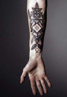 Most Popular Arm Tattoo