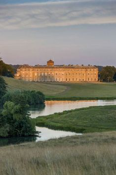 Petworth House in Petworth, West Sussex. The history of Petworth dates back to 1151 with the Percy family.  In 1688 Charles Somerset, remodeled the house to hold his extensive art collection.  The house is set on 700 acres of parkland.