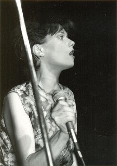 Ramona of The Mo-Dettes at the Marquee Club (1980) | Flickr - Photo Sharing!