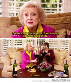 Oh Betty White...
