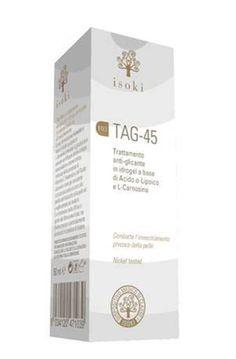 Trattamento anti-glicante in idrogel a base di Acido Lipoico e L-Carnosina. Combatte l'invecchiamento precoce della pelle e risulta particolarmente indicato per il trattamento specifico della pelle atrofica del diabetico.  La sua formulazione bilanciata a base di Acido Lipoico e L-Carnosina previene la glicazione e assicura un'efficace azione antiage, antiossidante e dermo-trofica, la cui efficacia è aumentata dalla presenza di Acido Jaluronico come gel veicolante.