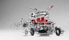 A Swiss Photographer Creates Incredible Car Images   Popular Photography   Popular Photography