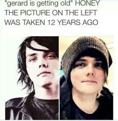 Image result for The Gerard Way Sass Disease