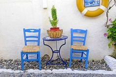 Kuvia Kreikka - finnmatkat.fi #Finnmatkat Samos, Outdoor Furniture Sets, Outdoor Decor, Home Decor, Movie, Corfu, Decoration Home, Room Decor, Home Interior Design