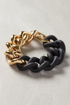 Elizabeth and James Bau Bracelet Gold One Size Bracelets #anthrofave