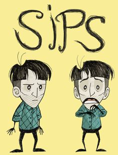 Sips - Don't Starve style by *RatherPeculiar on deviantART