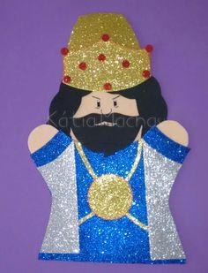 Fantoche personagem biblico_rei Nabucodonosor (somente frente)