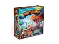 Draftosaurus. Draftosaurus je jednoduchá hra, ve které si hráči vybírají dinosaury a umisťují je do svého parku, aby jim na konci přinesli co nejvíce bodů. V každém kole hráči náhodně vytáhnou z pytlíku počet dinosaurů odpovídající počtu hráčů a postupně si je rozeberou. Hráč, který vytahoval zpytlíku, může… Goblin, Teen, Packaging, Baseball Cards, Games, Bridge, Catapult, Gaming, Wrapping