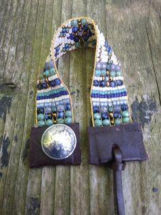 Bead loom bracelet, bead woven bracelet, boho bead Loom bracelet, Southwest, Native American inspired, hand made in the USA, boho bracelets