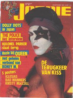 Paul Stanley (KISS) - Joepie (B - 1981)