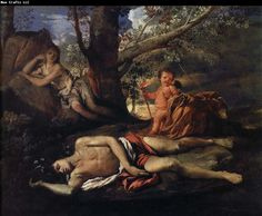 nicolas poussin paintings - Google Search