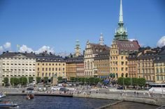 Gamla Stan, the old town of Stockholm -- 10 Ways To Have A Great Time When You Visit Stockholm