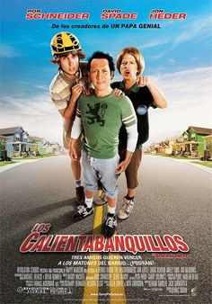 2006 - Los calientabanquillos - The Benchwarmers - tt0437863