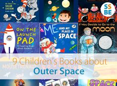 Does your child enjoy space, planets and the universe? Here are 9 children's #books about outer space http://sleepingshouldbeeasy.com/2014/09/06/books-space/