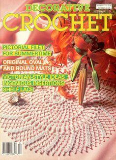 Decorative Crochet Magazine 4 - 12345 - Álbuns da web do Picasa