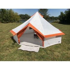 Ozark Trail 8 Person Yurt Camping Tent