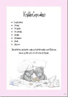 Kryddercupcakes oppskrift Cupcake, Sweets, Baking, Halloween, Words, Good Stocking Stuffers, Bakken, Cupcake Cakes, Goodies