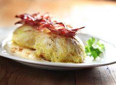 Denny Chef Blog: Zuppetta di pane, cavolo verza e fonduta