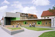 Gallery of Open Air Library / KARO Architekten - 1