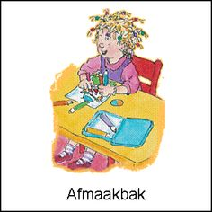 Juf Anke - Dagritmekaarten | Startset kleuters Preschool At Home, Clipart, Kindergarten, Classroom, Teaching, Cards, Stage, Google, Carnival