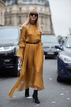 All the Best Street StyleFromParis Fashion Week via @WhoWhatWearUK