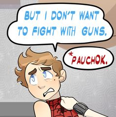 The Little Hero AU, Steve: Should I be concerned? Clint: Yeah. For...