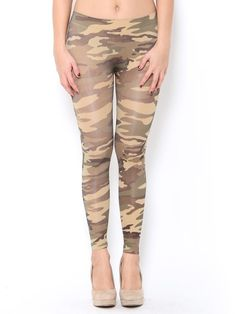 #Camo Print Leggings get them at The Butterfly Boutique in Fenelon Falls, ON :)