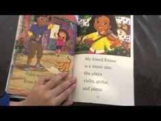 Autismo- aprendiendo a leer en ingles.