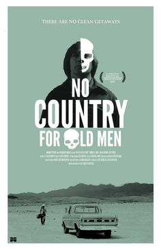 No Country for Old Men #alternative #movie #posters #art