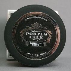 Shaving soap brand Portus cale the range Black Edition.