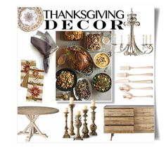 """""""thanksgiving"""" by cyn-d ❤ liked on Polyvore featuring interior, interiors, interior design, home, home decor, interior decorating, Coalport, Lenox, Pier 1 Imports and ThanksgivingDecor"""