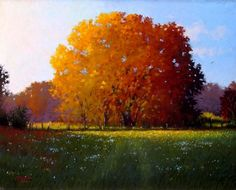 Gary Ozias Winter Fields