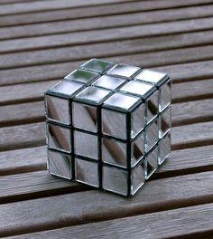 upcycle rubik's cube | Mirror Rubik's Cube by Egil Paulsen