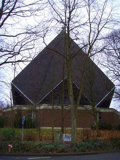 Kath. Kirche St. Mariae Himmelfahrt, Buxtehude