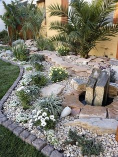 Rock Garden Ideas for Backyard . Rock Garden Ideas for Backyard . 50 Amazing Modern Rock Garden Ideas for Backyard Unique Gardens, Small Gardens, Outdoor Gardens, Rock Garden Design, Small Garden Design, Landscaping With Rocks, Front Yard Landscaping, Landscaping Ideas, Backyard Ideas