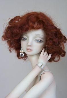 Lily - Enchanted Doll by Marina Bychkova