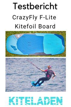 Landläufig mag noch immer die Meinung vorherrschen, dass es egal sei, welche Größe ein Foilboard hat und aus welchem Material es gebaut ist! Und die Frage, ob ein Kitefoil Board mit oder ohne Volumen die bessere Wahl sei, mutiert an manchen Spots zur Glaubensfrage. Das Kiteladen Testteam war wieder unterwegs und hat sich dieses Mal das CrazyFly F-Lite Foilboard etwas genauer angesehen. #kite #kitefoil #crazyfly #f-lite #kitefoilboard