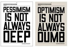 Alain De Botton doublesided poster by Anthony Burrill. £40 - £45, http://www.graphicdesignand.com/shop