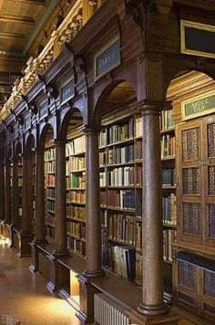 library,education-Inside the most beautiful library bodleian library education oxford uni Beautiful Library, Dream Library, Library Books, Grand Library, Hogwarts Library, A Discovery Of Witches, Oxford England, Home Libraries, Old Books