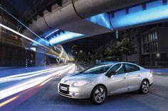 "Renault Fluence ZE ""Electric Vehicles"""