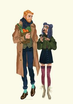 obi wan and ahsoka returning from the farmers market:) ahsoka probably showing him the latest hilarious photos of anakin (i think ahsoka would have a variety of ridiculous anakin photos on her phone) art by Star Wars Rebels, Star Wars Humor, Star Wars Clone Wars, Star Wars Art, Star Trek, Starwars, Ahsoka Tano, Chef D Oeuvre, Love Stars