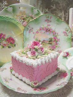 Fake Cakes, Truffles, Cupcakes Page 5 Deco Cupcake, Cupcake Cakes, Tea Cakes, Fancy Cakes, Mini Cakes, Cake Pops, Shabby Chic Cakes, Fake Cake, Gateaux Cake
