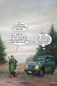 Freizeit - MARUNDE | Cartoons & Illustrationen von Wolf-Rüdiger Marunde