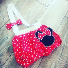 Minnie bubble skirt