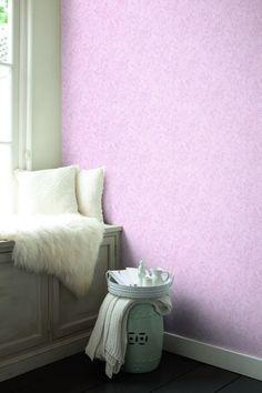 Behang roze Eye - BN Wallcoverings