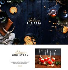 ROSA-Restaurant-Website-Submitted-by-George-Olaru