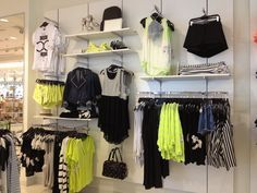 visual merchandising planogram wall pants - Google Search
