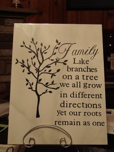 Cricut Vinyl Projects | cricut vinyl and tile Family | CRICUT PROJECTS